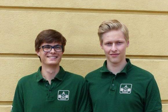 Peer Winkley und Hendrik Adler