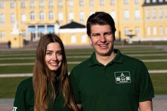 Bianca Bacher und Hendrik Baden